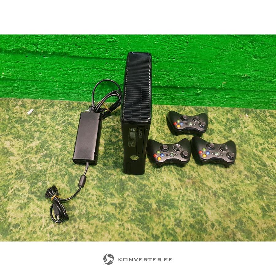 Microsoft xbox 360 slim (250gb) - Konverter Outlet